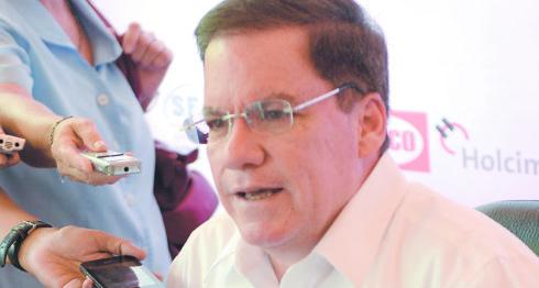 José Adán Aguerri, presidente del Cosep. LA PRENSA/ MANUEL ESQUIVEL