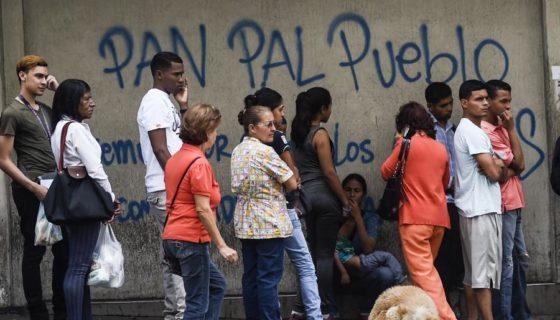 Venezuela escasez