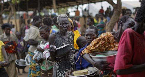 hambre en el mundo, sudan del sur