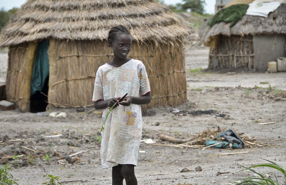 Sudán del Sur, Hambre, Hambre en el mundo