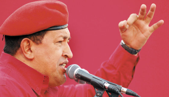 Hugo Chávez, Venezuela
