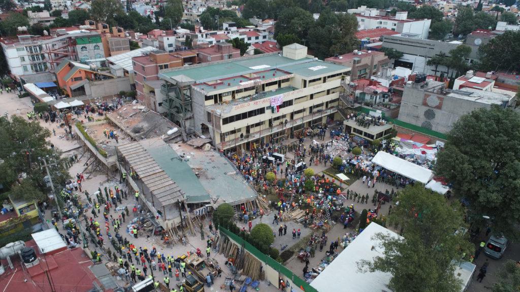 México, TERREMOTO en México