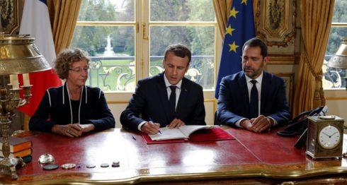 Emmanuel Macron, Francia, reforma laboral