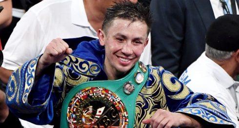 Gennady Golovkin podría asumir como mejor libra por libra. LA PRENSA/Ethan Miller/Getty Images/AFP