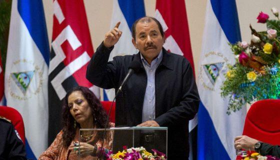 Daniel Ortega, Nicaragua, FSLN
