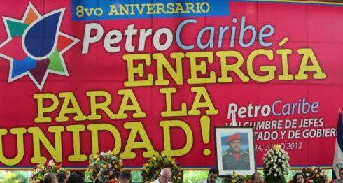 Belice, Petrocaribe, Managua
