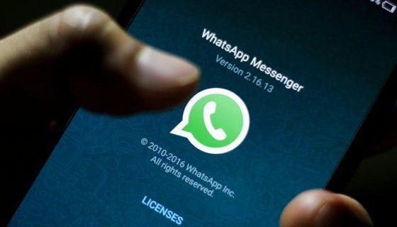 WhatsApp, China