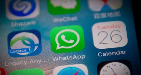Whatsapp, China