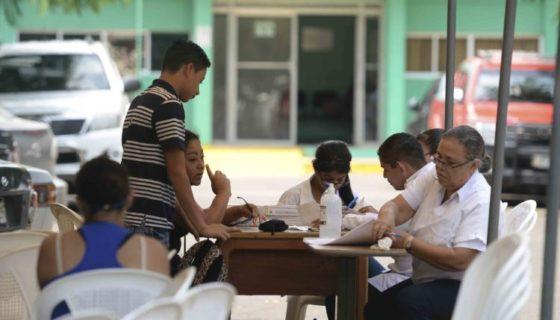 conjuntivitis, Nicaragua, salud, centros de salud, atención médica