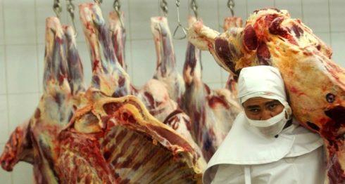 Los mataderos de Nicaragua están aumentando el volumen de carne que colocan en el mercado internacional. LA PRENSA/ARCHIVO