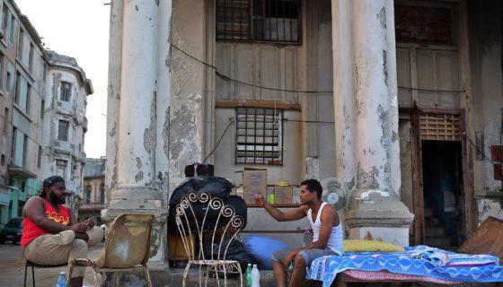 huracán Irma, Cuba
