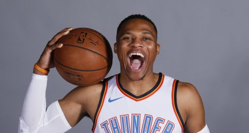 Russel Westbrook, NBA, Thunder de Oklahoma City