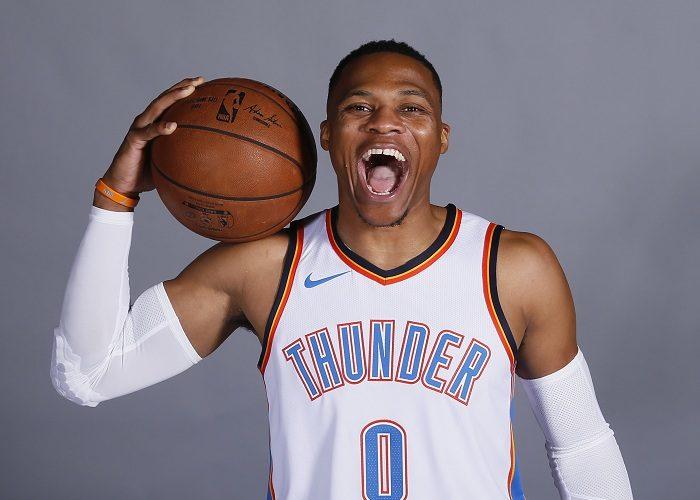 Russel Westbrook, NBA, Thunder de Oklahoma City
