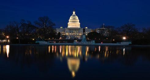 El capitolio de los Estados Unidos, en Washington DC, es donde los congresistas discutirán la Nica Act. LA PRENSA / Thinkstock Photo