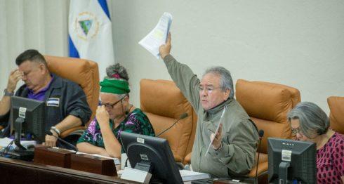 Los 91 diputados de la Asamblea Nacional también reciben otros beneficios como: bonos de combustibles, doble seguro de vida y un fondo social que supera los 400 mil córdobas. LA PRENSA/ ARCHIVO