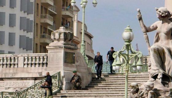 Francia, Marsella, ataque terrorista