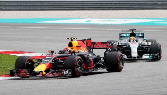 Max Verstappen, Fórmula Uno, F1