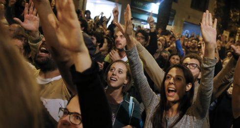 Cataluña, España, referéndum catalán