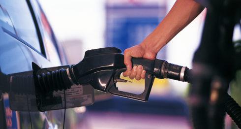 El precio de los combustibles aumentó durante el primer mes del 2018. LA PRENSA/ ARCHIVO