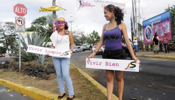 """La campaña """"Vivir Bonito"""" empezó en 2013. La Prensa/Archivo"""