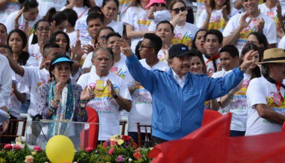 Críticos culpan al presidente designado por el poder electoral Daniel Ortega, de la aprobación de la Nica Act.