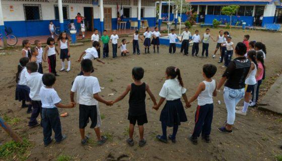 En Nicaragua el 33 por ciento de los estudiantes de Educación Primaria están inscritos en una escuela multigrado según datos oficiales. LA PRENSA/ARCHIVO