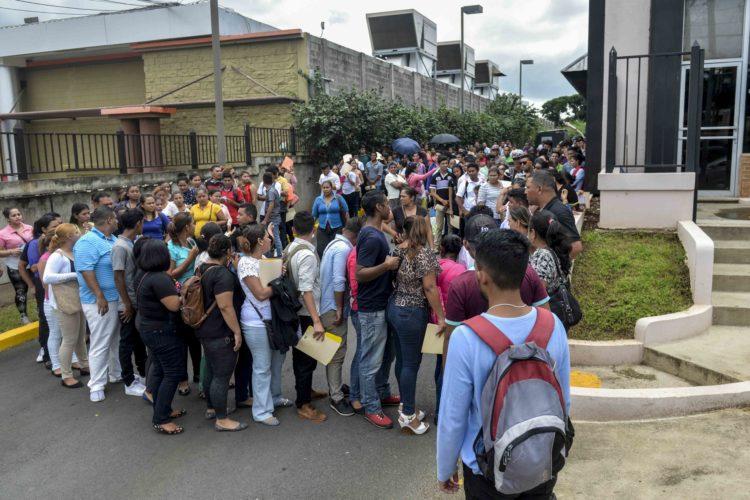 empleo, desempleo Nicaragua, desempleo, banco central
