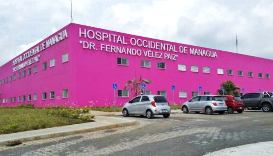 hospital Vélez Paiz, hospital Occidental