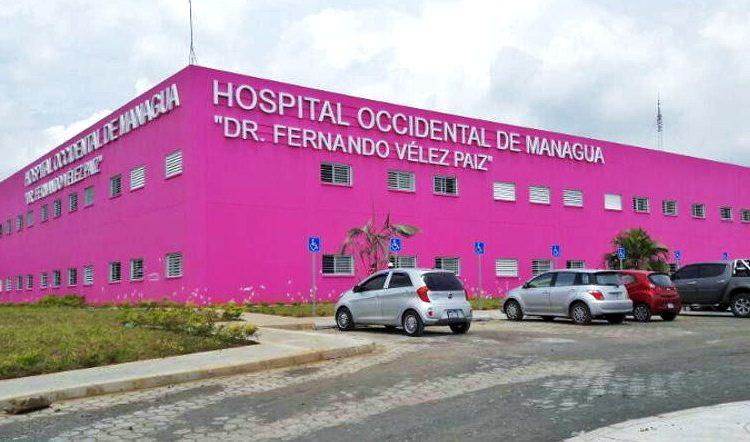 hospital Vélez Paiz