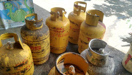 10 recomendaciones para evitar que su tanque de gas for Tanque de gas butano