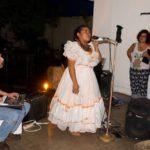 Performance, participaron, Sarahí Mendoza, Alfredo Caballero y Raúl Quintanilla. LA PRENSA / Arnulfo Agüero