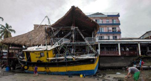 inundaciones en Rivas, Rivas