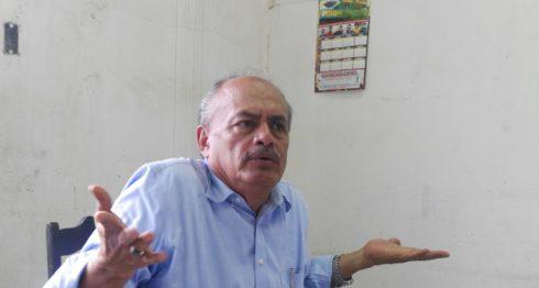 José Dávila, coordinador del grupo socialcristiano.