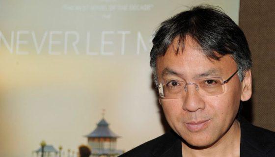 Kazuo Ishiguro, Premio Nobel de Literatura 2017. LA PRENSA/AP Photo/Evan Agostini