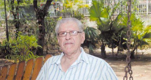 El periodista y escritor Chuno Blandón. LA PRENSA/Roberto Fonseca/Archivo