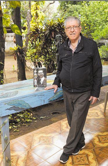 Chuno Blandón. LA PRENSA/CARLOS VALLE/Archivo