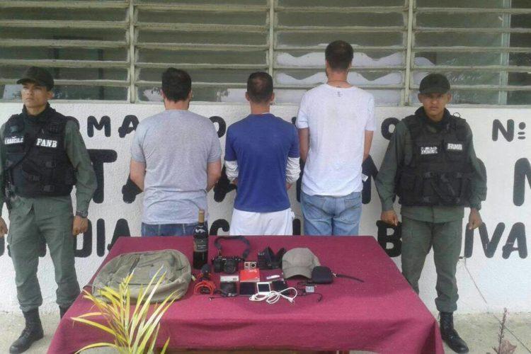 Venezuela, periodistas