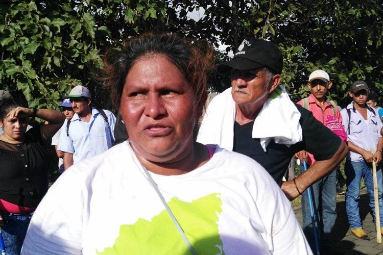 Francisca Ramírez, dirigente campesina