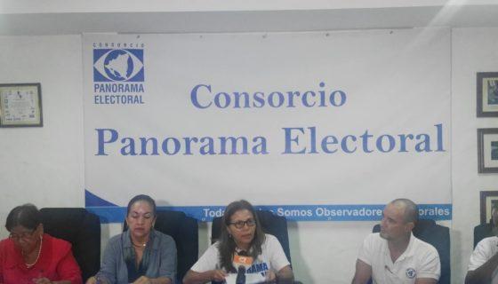 Miembros del Consorcio Panorama Electoral.
