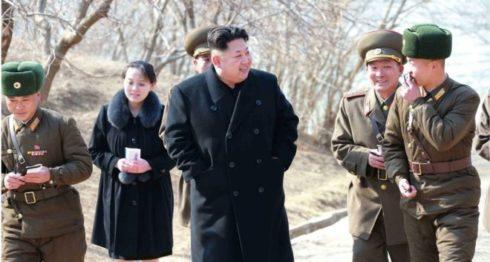 Kim Yo-jong, Corea del Norte