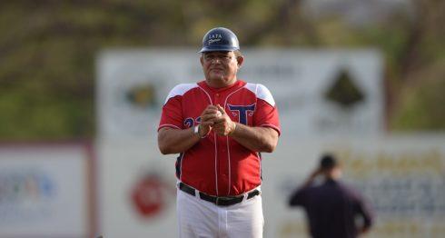Darling Duarte fue mánager de los Toros de Chontales en 2016 y fue el primer mánager oriundo de ese departamento en llevar al equipo a cuartos de final del Campeonato Nacional de Beisbol Superior. LA PRENSA/ARCHIVO/MAYNOR VALENZUELA