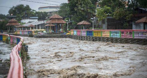 Nicaragua, Masachapa, tormenta Nate