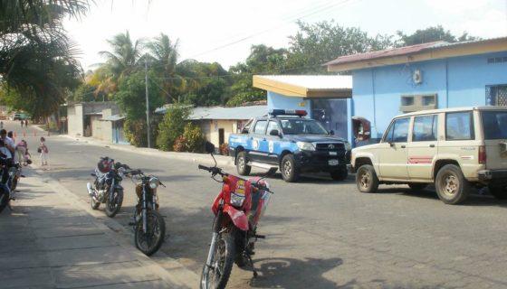 hondureño, Madriz, Policía Nacional