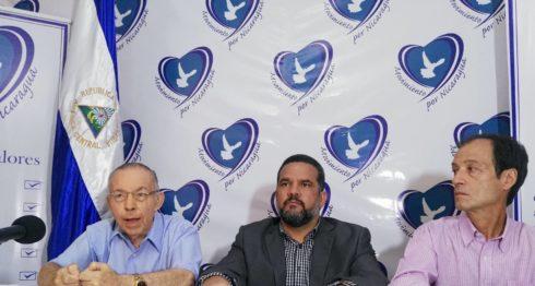 Los miembros del Movimiento por Nicaragua (MpN) emitieron una Carta Abierta a Wilfredo Penco, jefe de la Misión de la OEA.