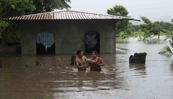 reducción de desastres