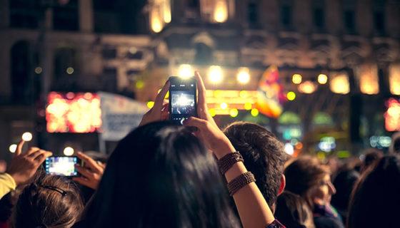 Beneficios de tomar fotos durante eventos.