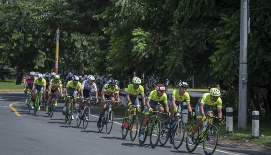 Vuelta a Nicaragua, Marlon Samayoa