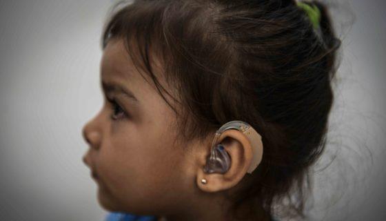 Niños, sordos, Los Pipitos, discapacidad, donativo, Audición