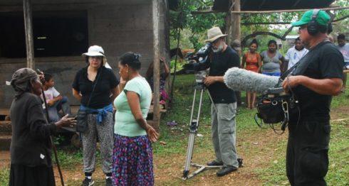 Las mujeres del Wangki, documental de Rossana Lacayo fue premiada como Mejor Documental Internacional en el décimo Festival Internacional de Cine Comunitario Ojo al Sancocho, de Colombia. LA PRENSA/Cortesía