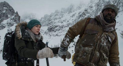 Más allá de la montaña, cine